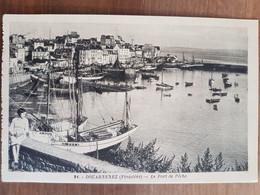 Douarnenez.le Port De Pêche.édition Angeli 21 - Douarnenez