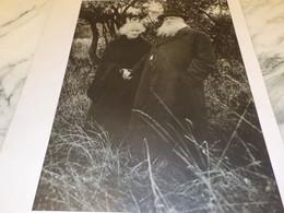 PHOTO LE GRAND SCULPTEUR RODIN 1916 - Other