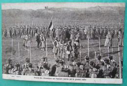 """""""GEO""""  1915   -  Remise Des Décorations Aux Fusiliers Marins Par Le Général JOFFRE - Personen"""