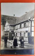 CPA. Hüttenheim.Photo Magasin  Steckenpferd.Lilienmilch.Seife. Famille Heitz.? . (R1.505) - Autres Communes
