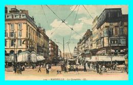 A884 / 327 13 - MARSEILLE La Cannebiere - Unclassified