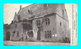 A898 / 453  Ce Qui Reste De La Maison Communale De PERVISE - Diksmuide