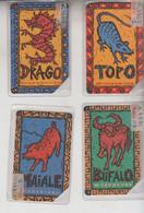 Scheda Telefonica Telecom Phone Card Carte De Téléphone  Tarjeta Telefónica  Oroscopo Cinese Lot 4 - Deportes