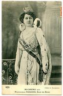 75000 PARIS - Mi-Carême 1912 - Mademoiselle PARADEIS, Reine Des Reines - Andere