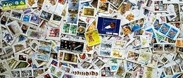 BID Europe KILOWARE Inclusive Small Countries StampBag 1 KG (2LB-3oz) Stamp Mixture Europa - Europe (Other)