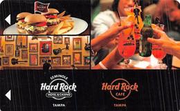Seminole Hard Rock Casino - Tampa, FL - Hotel Room Key Card - Chiavi Elettroniche Di Alberghi