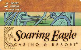 Soaring Eagle Casino - Mt. Pleasant, MI - Hotel Room Key Card - Chiavi Elettroniche Di Alberghi