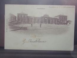 59353 . ARMENTIERES . LA GARE . 1902 - Armentieres