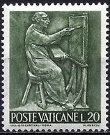 Vatican 1966 - Mi 493 - YT 444 ( The Wok Of Man : Painter ) MNH** - Ungebraucht