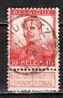 111  Pellens - Bonne Valeur - Oblit. Centrale Relais GRANDMETZ - LOOK!!!! - 1912 Pellens