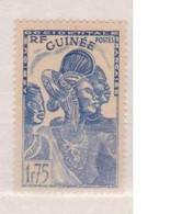 GUINEE      N° YVERT  141   NEUF SANS CHARNIERES  ( NSCH 4 ) - Unused Stamps