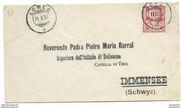 169 - 5 - Enveloppe Avec Superbe Cachets à Date Sumeo 1905 - Covers & Documents