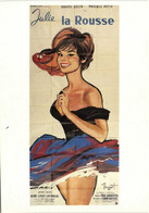 Julie La Rousse Film De Claude Boissol Avec Pascale Petit 1959 RV - Pin-Ups
