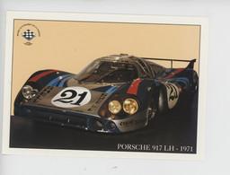 Porsche 917 LH 1971 - Musée Circuit 24 Heures Du Mans (cp Vierge) - Le Mans