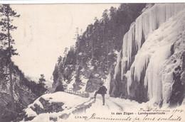 1659/ In Den Zugen, Landwasserroute 1904 - GR Grisons