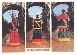 DENDERMONDE - TERMONDE - REUZEN INDIAAN - MARS - GOLIATH  (NELS) (0193) - Dendermonde