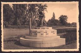 DENDERMONDE - TERMONDE - WEERSTANDERSMONUMENT 1940-1945 (0244) - Dendermonde