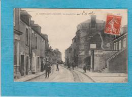 Grandcamp-les-Bains ( Calvados ). - La Grande Rue. - Otros Municipios