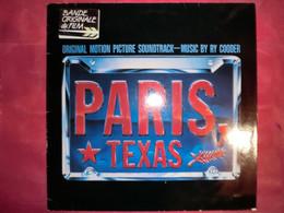 LP33 N°8749 - PARIS TEXAS - RY COODER - 925 270-1 U - WE  381 - B.O.F - Blues