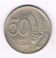 50 PESOS 1970 URUGUAY /3749/ - Uruguay