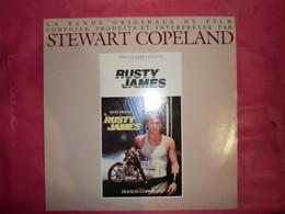 LP33 N°8750 - RUSTY JAMES - STEWART COPELAND - AMLH 20153 - CB 281 - B.O.F - Blues