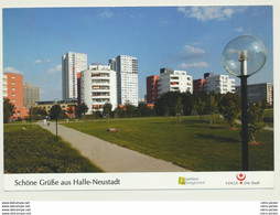 AK  Halle Neustadt - Halle (Saale)