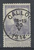 Ca Nr 117 Calloo - 1912 Pellens