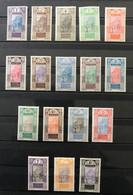 GUINÉE 1913 - NEUF/MNH/MH - Série Complète YT 63 / 79 - LUXE - RARE CV 47 EUR - Unused Stamps