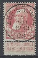 Ca Nr 74 Zee-Brugge - 1905 Barba Grossa