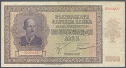 Ref. 6830-7336 - BIN BULGARIA . 1942. BULGARIA 5000 LEVA 1942 - Bulgaria