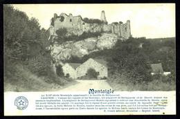 FALAËN - MONTAIGLE - Ruines Du Château  - Non Circulé - Not Circulated - Nicht Gelaufen. - Onhaye