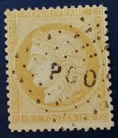 59 - 21 -  Losange Des  Ambulants PGO - 1871-1875 Ceres
