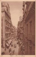 Cartolina - Postcard / Non Viaggiata - Unsent /  Napoli,  Via Chiaia. - Napoli (Napels)
