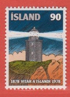 1978 **Islande  (sans Charn., MNH, Postfrish)  Yv  490Mi  537FA  574 - Nuevos