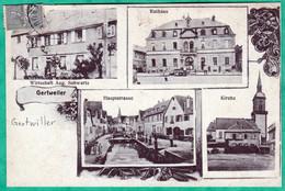 GERTWILLER - CARTE MULTIVUES - Other Municipalities