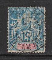 Diego Suarez - Yvert 30 Oblitéré CORRESPONDANCE  D'ARMEES - Scott#35 - Used Stamps