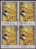 1968 - Art, Peinture - RAS AL KHAIMA - Musée De Munich - Brueghel L'ancien: Le Pays De Cocagne - N° 45/16 - Ra's Al-Chaima