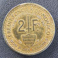 Monaco - Louis II - 1924 - TTB - 1922-1949 Louis II.