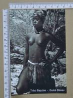 GUINÉ BISSAU - TRIBO BAJUDAS -  COSTUMES AFRICANOS -   2 SCANS  - (Nº42570) - Guinea-Bissau