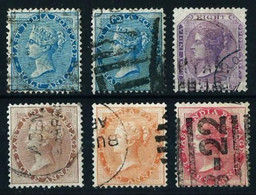 India (Británica) Nº 18/... Usado Cat.25€ - 1858-79 Crown Colony