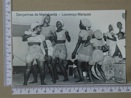 MOZAMBIQUE - DANÇARINAS DE MARRABENTA -  LOURENÇO MARQUES -   2 SCANS  - (Nº42577) - Mozambique