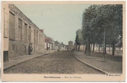 59 MARCHIENNES  Rue De L'Abbaye - Altri Comuni