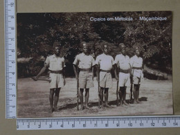 MOZAMBIQUE - CIPAIOS -  METOLOLA -   2 SCANS  - (Nº42588) - Mozambique