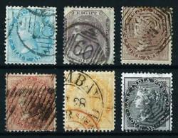 India (Británica) Nº 9/... Usado Cat.90€ - 1858-79 Crown Colony