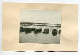 PHOTOGRAPHIE 0200 Casiers Parc à Huitres  PECHE - Fishing