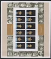 Stati Uniti - 2015 Minifoglio Doppio Medal Of Honour Vietnam War Nuovo Mnh** - Ungebraucht