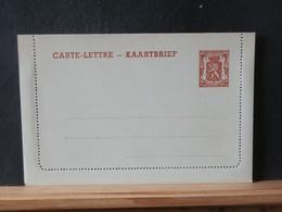 B3976    CARTE LETTRE  XX    1.35 F  ROUGE  NR. 30 - Cartas-Letras