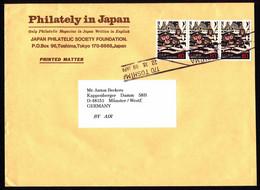 Japan Cover 1999 Germany - Sobres