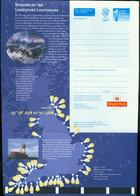 Bm Great Britain Postal Stationary Aerogramme 1998 MiNr LF 164 MNH | Heroine Of The Longstone Lighthouse - Interi Postali