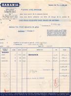 18401  30-1590    1940 BANANIA A COURBEVOIE - MME JOLLY A LATILLE - 1900 – 1949